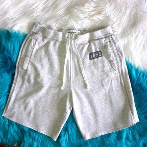 Abercrombie & Fitch Men's Fleece Soft Shorts
